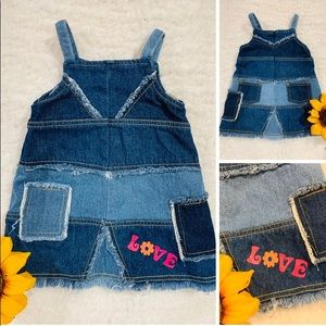 Denim Dress❤️